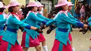 Download Video PASKIBRA SMK PGRI 1 BALARAJA IN LKBB SAMURAI MP3 3GP MP4