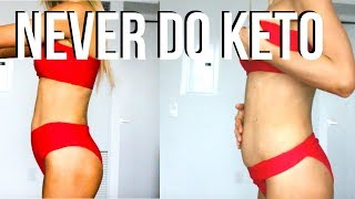 I went Keto for a month THIS IS WHAT NO ONE TELLS YOU | What I Did & results