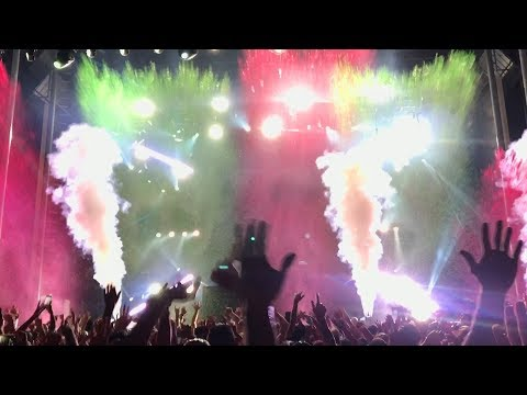 DIPLO & BOOMBOX CARTEL AT LIFE IN COLOR BOISE 2017 - VML #89