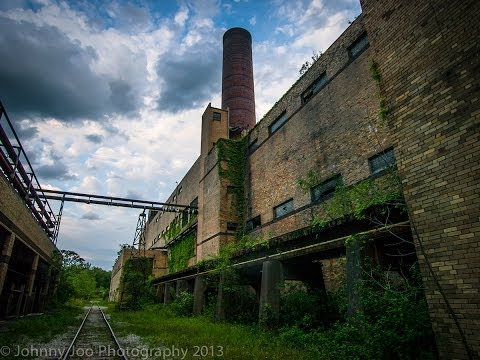 Painesville's Industrial Rayon Plant - The History of The Rayon Corporation