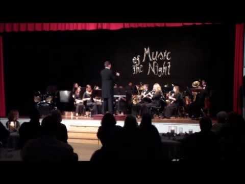 Tuscaloosa Christian School Wind Ensemble P1