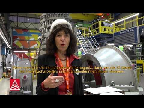 Betriebsräte, IG Metall Und Digitalisierung In Den Berliner Siemens-Betrieben