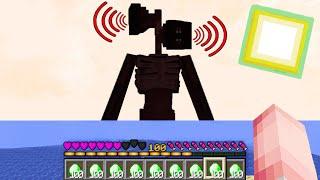 Сиреноголовый - Майнкрафт Хоррор Фильм Все Серии Siren Head Scp 6789 в Minecraft