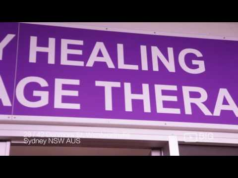 Body Healing Massage Therapy A Masseuse In Sydney Offering Body Massage