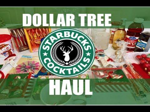 NEW!! 2019 Dollar Tree Haul | Dollar Tree Couture Christmas Hot Cocoa Bar Haul