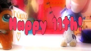 LPS: 11 Birthdays Episode 2 (Happy 11th!)