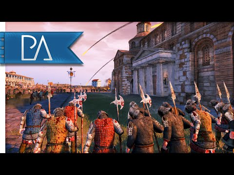LEGENDARY SIEGE BATTLE - Medieval Kingdoms Total War 1212AD