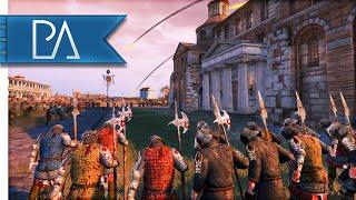 LEGENDARY SIEGE BATTLE - Medieval Kingdoms Total War 1212AD Gameplay