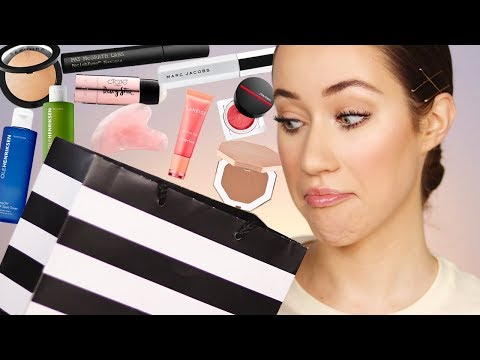 Here's What I Bought at Sephora… thumbnail