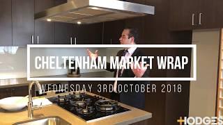 Cheltenham Market Wrap 3192 – Wednesday 3rd October