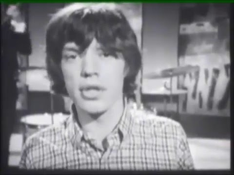 Rolling Stones - Heart Of Stone (Live) Australian TV Show, 1965