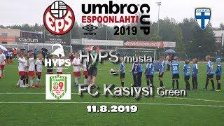 Umbro Espoonlahti Cup 2019 HyPS musta vs FC Kasiysi Green