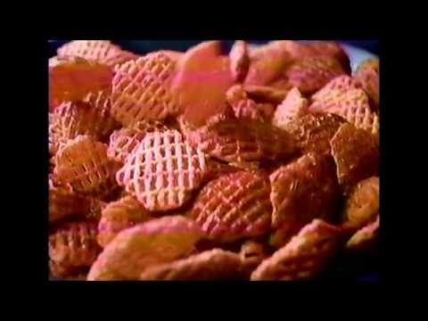 Crispix Cereal Commercial