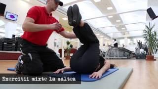 IDM Club - Antrenament musculatura abdominala