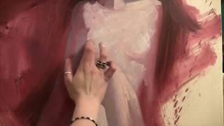 Nude_Урок живописи Игоря Сахарова_Обнаженная натура с фото