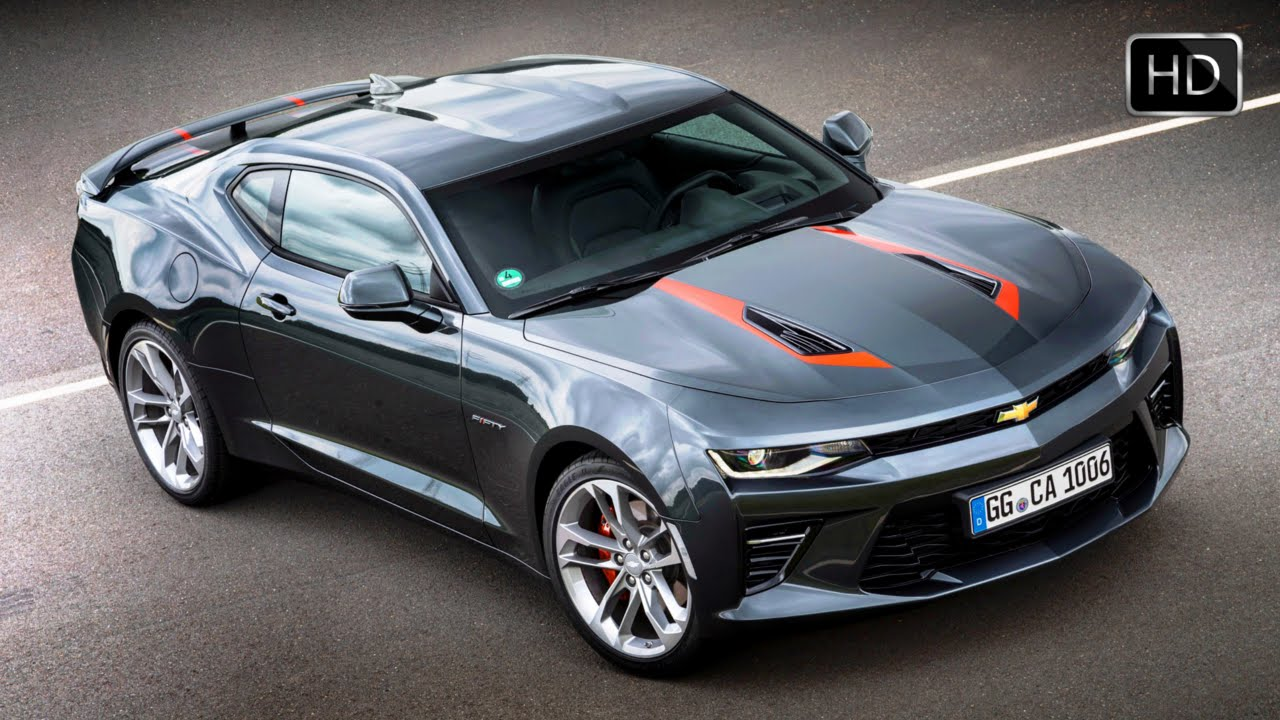 2017 Chevrolet Camaro Ss Coupe With 275 Hp 2 0 L Turbo Engine Design Test Drive Hd You