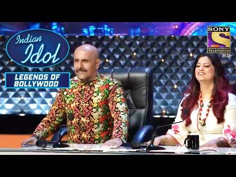 Judges को भाए ये सारे Renditions | Indian Idol | Legends Of Bollywood