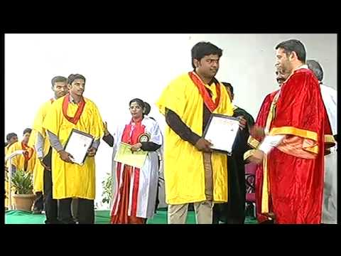 RMK Engineering College - 16th Graduation Day and 22nd Alumni Meet Live Telecast - 2015