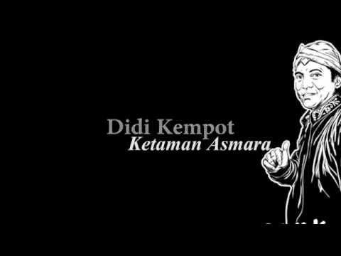 Didi Kempot Ketaman Asmara Lyric