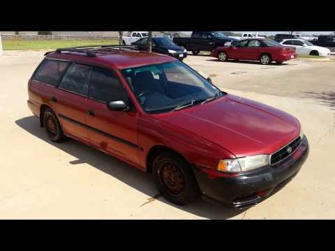 For Sale $2,688 AWD 4wd 1995 SUBARU WAGON Great Car for Postman / Mailman or Lady