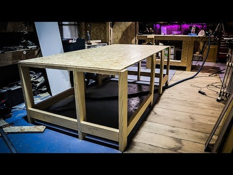 Download Making the ULTIMATE Power Tool Workbench | Part 3