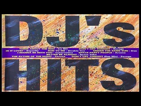 DJ's Hits (1994)(Spotlight Records)(CD Completo)