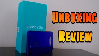 Honor 9 Lite Unboxing & Review