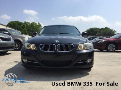 Used BMW 335 For Sale, Shipping to Bulgaria