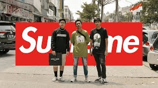LAUNCHING SUPREME INDONESIA - ( RICUH DEMI BARANG PULUHAN JUTA )