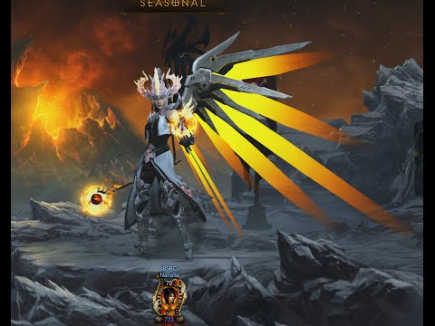 Diablo 3: 2.4.1 Firebird Archon 90++ build (Patch 2.41 / Guide   Season 6)