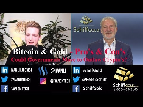 Discussing Bitcoin, Gold & Fiat Currencies in 2018 - Peter S