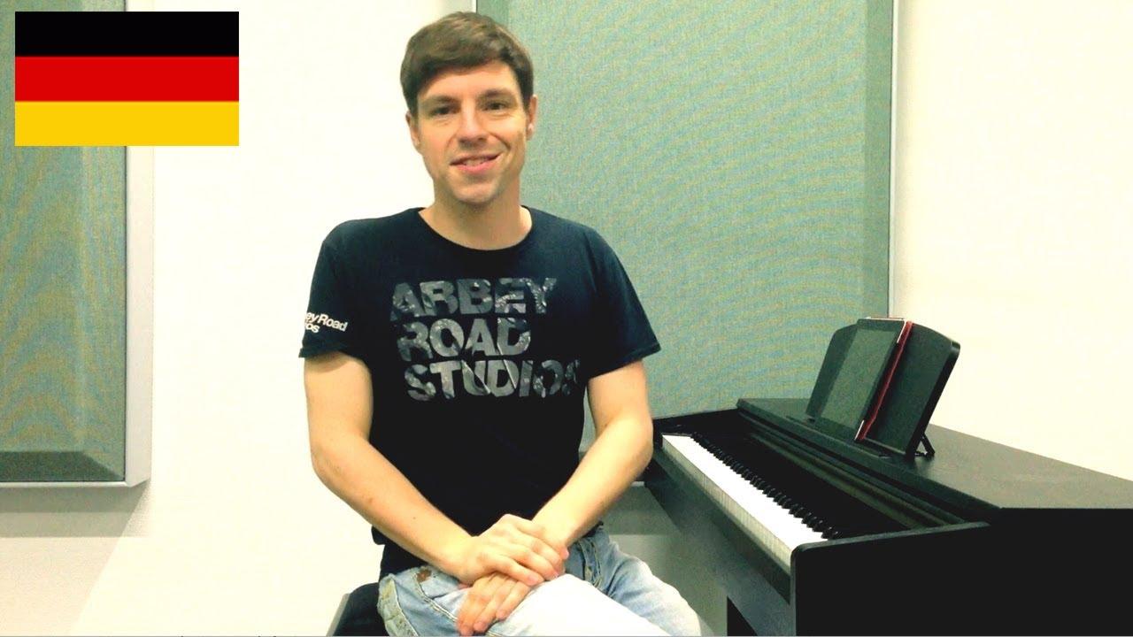 Klavier spielen lernen: Forrest Gump Anfänger Teil 1 - How to play ...
