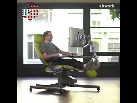 The Desk That Lets You Lie Down|Lay Down Desk|By AJK Tech