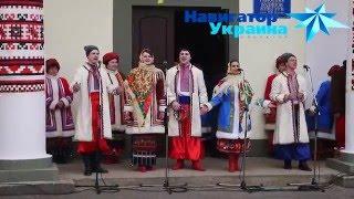 Празднование Масленицы в Диканьке (Полтавская область). Сборный тур.