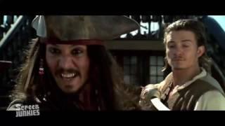 Честный Трейлер — Пираты Карибского Моря [BadComedian Озвучка]