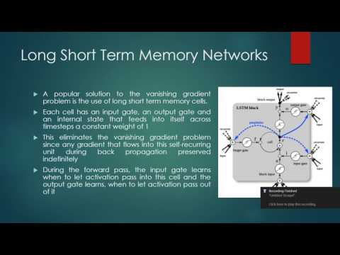 EEL6825 Project Presentation : Stock price prediction using deep learning