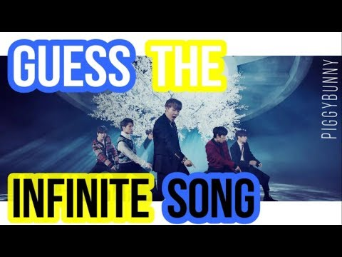 Guess the Kpop Song | INFINITE SPECIAL #2