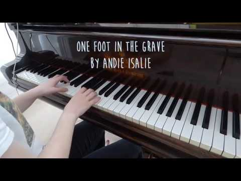 one foot in the grave // cover by georgie west