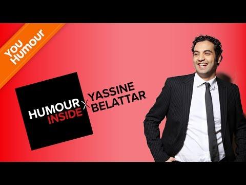 HUMOUR INSIDE - Yassine Belattar