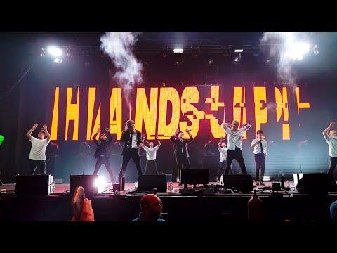 B.A.P Europe Tour 2018 [Düsseldorf] - Hands Up