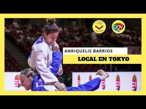 🎎 Anriquelis Barrios competirá en Tokyo 2020, como en casa 🎎