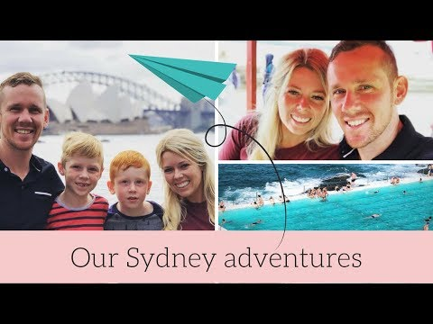 Our trip to Sydney
