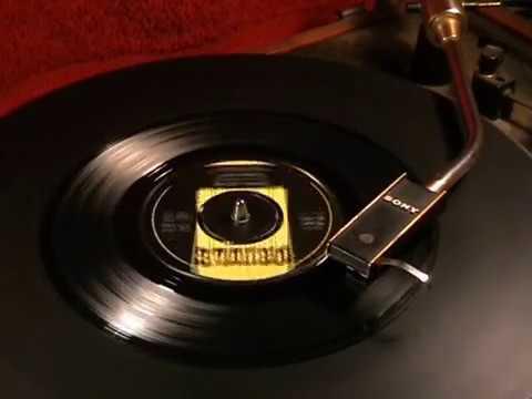 Maureen Evans - I Love How You Love Me + John John - 1964 45rpm