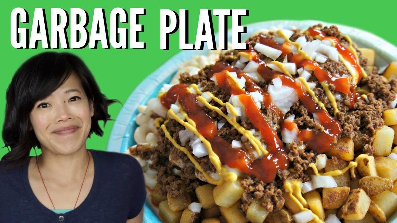 Nick Tahou Garbage Plate