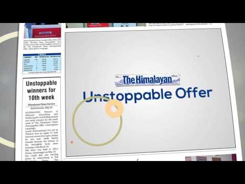 The Himalayan Time Unstoppable Offer