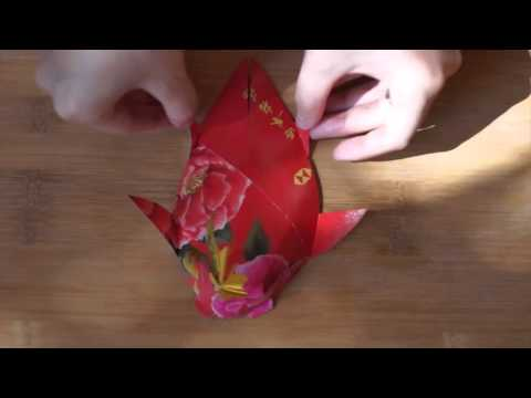 3D Koi Fish DIY Tutorial 新春年飾 DIY: 3D 立體鯉魚製作