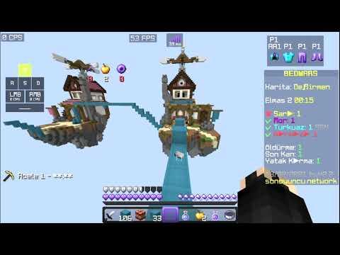 Minecraft Bed Wars Sonoyuncu Bölüm 6