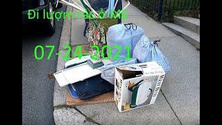 Đời sống ở Mỹ_Đi lượm rác 07-24-2021_P3