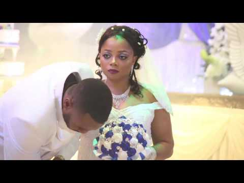 AJAY ESPOIR & LAINI ESPOIR  BEST CONGOLESE  PROFESSIONAL WEDDING VIDEO ( Adelaide )