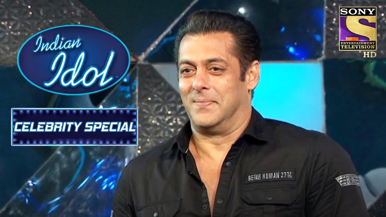 Salman Khan ने Contestant केसाथ बाँधा समां  | Indian Idol | Celebrity Special